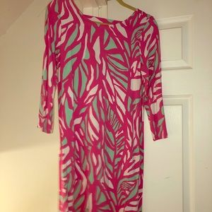 Lilly Pulitzer size large cotton dress